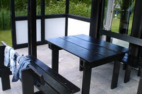 Terrasse Sitzecke